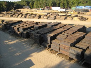 Railroad Tie Sales